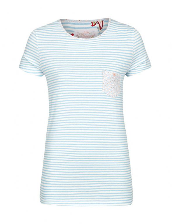 Striped Pyjama T-Shirt 0251413
