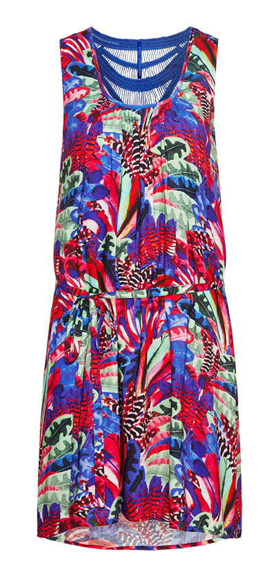 Macaw Beach Dress 820453
