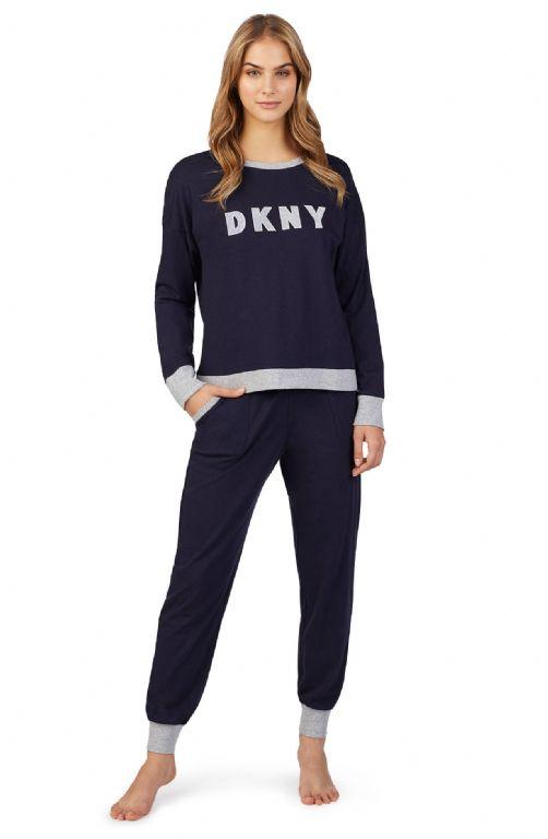New Signature Top & Jogger Pyjama Set YI2919259