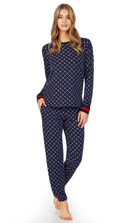 New Vintage Top and Jogger Pyjama Set YI2919417
