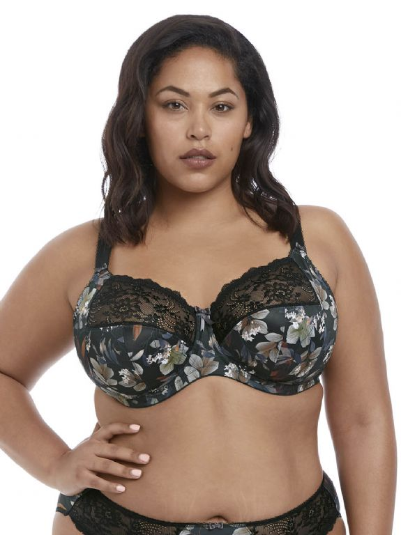 Morgan Underwired Banded Bra 4110