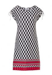 Graphic Beach Dress 16191-100-2